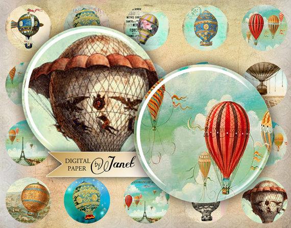 ballon circles