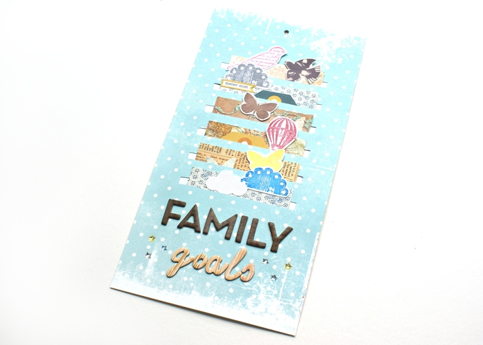 Family Goals Mini-Book by Jennifer Grace