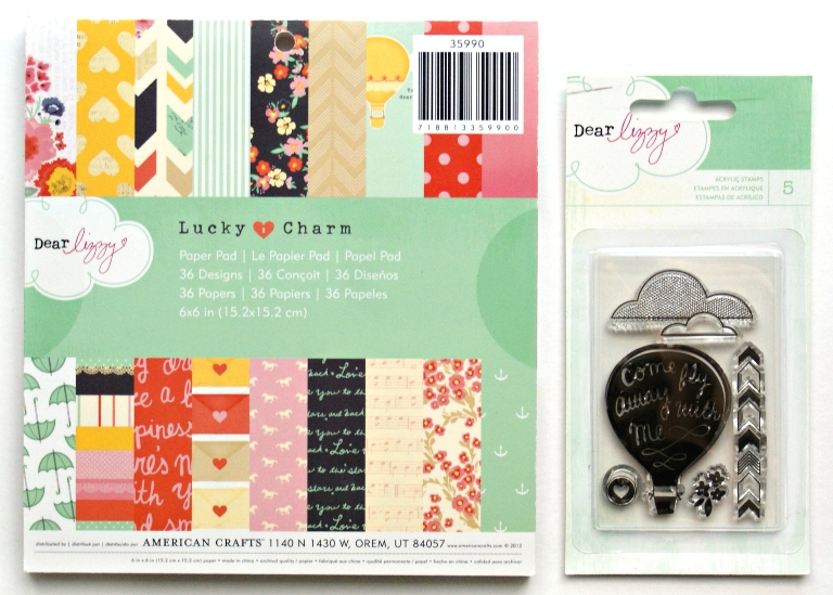 Lucky Charm Challenge Prize at Jennifer Grace Creates