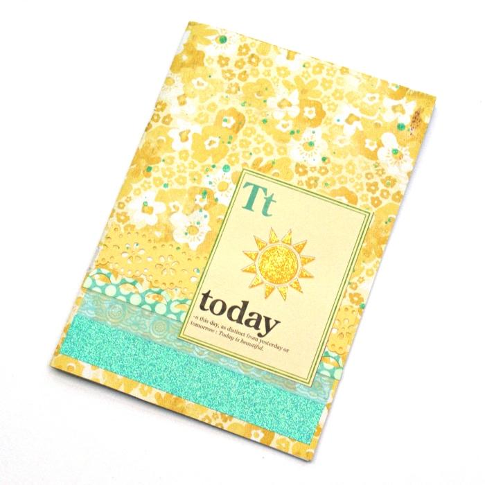 Altered Notebook by Jennifer Grace