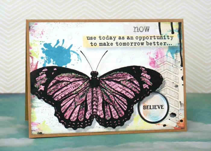 Use Today card by Jennifer Grace