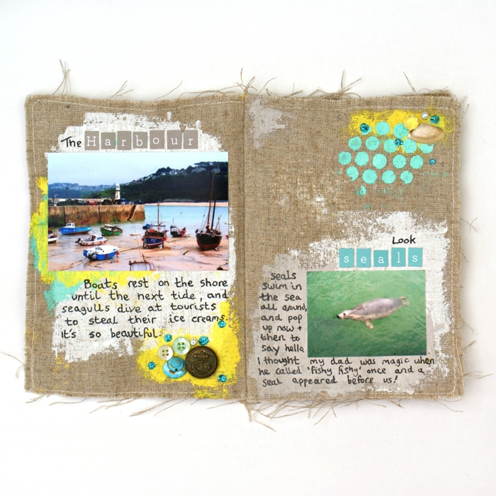 St. Ives Mini-Book by Jennifer Grace