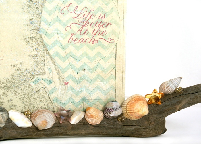Driftwood Decor by Jennifer Grace