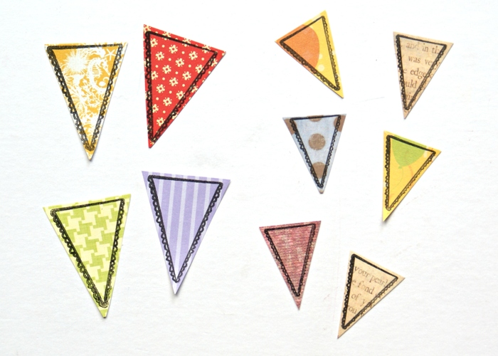 Stamped Bunting