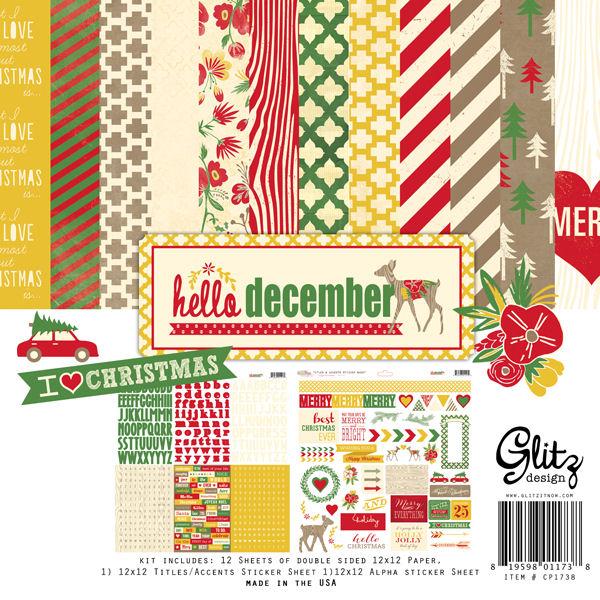 Glitz Hello December