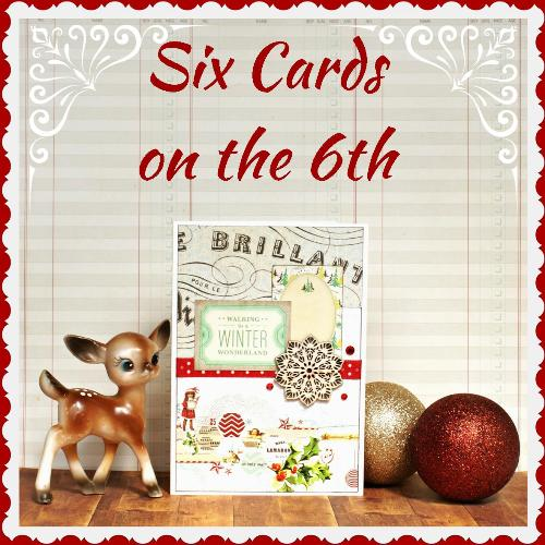 Six Cards On The 6th