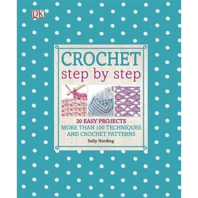 Crochet Step by Step Book