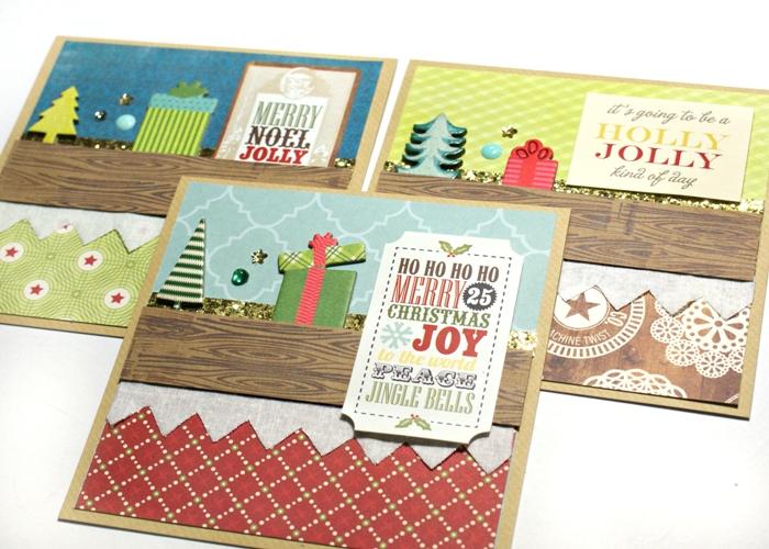 Christmas Cards - on the Mantelpiece by Jennifer Grace