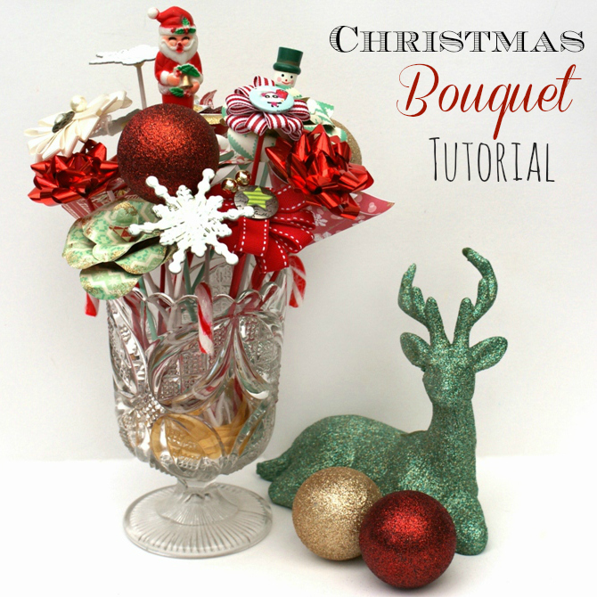 A Christmas Bouquet by Jennifer Grace