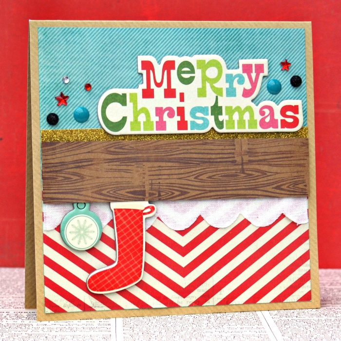 Christmas Card by Jennifer Grace