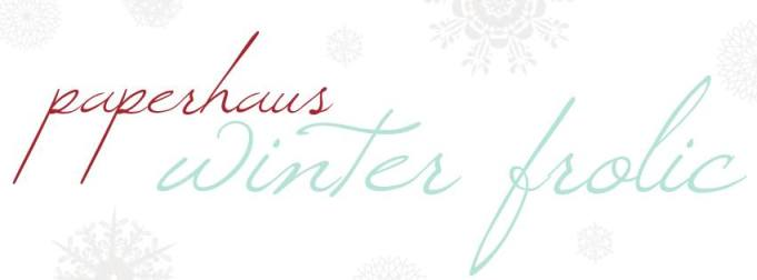 PaperHaus Winter Blog Hop