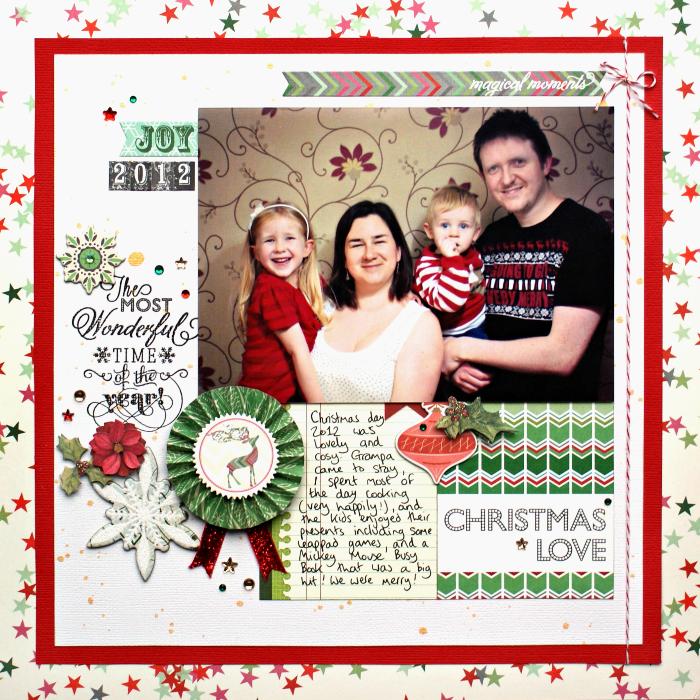 Christmas Love by Jennifer Grace