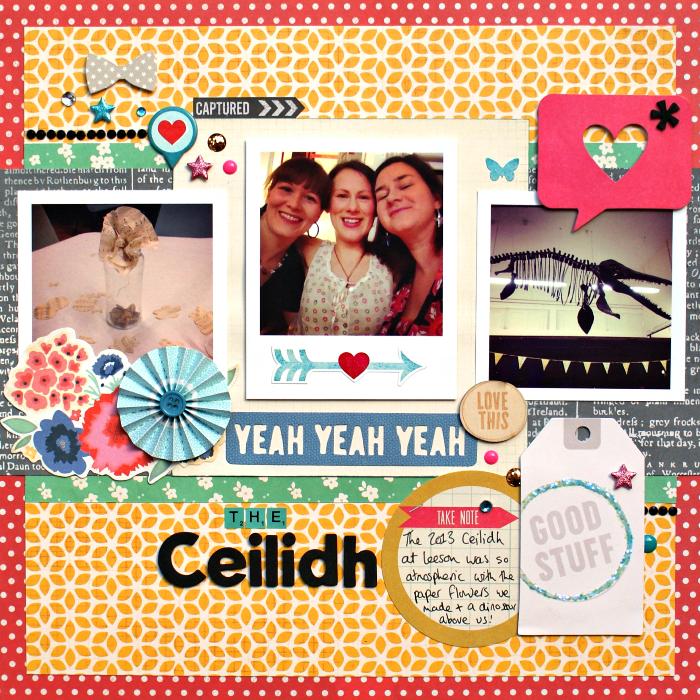 The Ceilidh by Jennifer Grace
