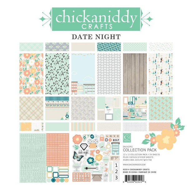 Chickaniddy Crafts Date Night
