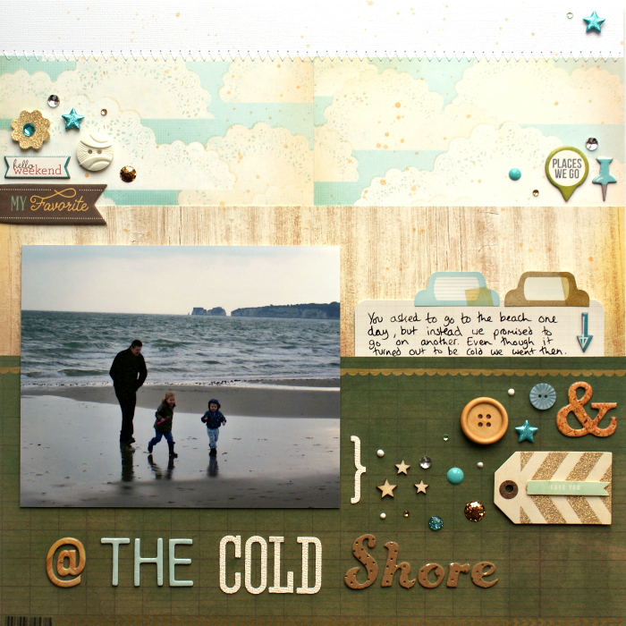 @ The Cold Shore by Jennifer Grace
