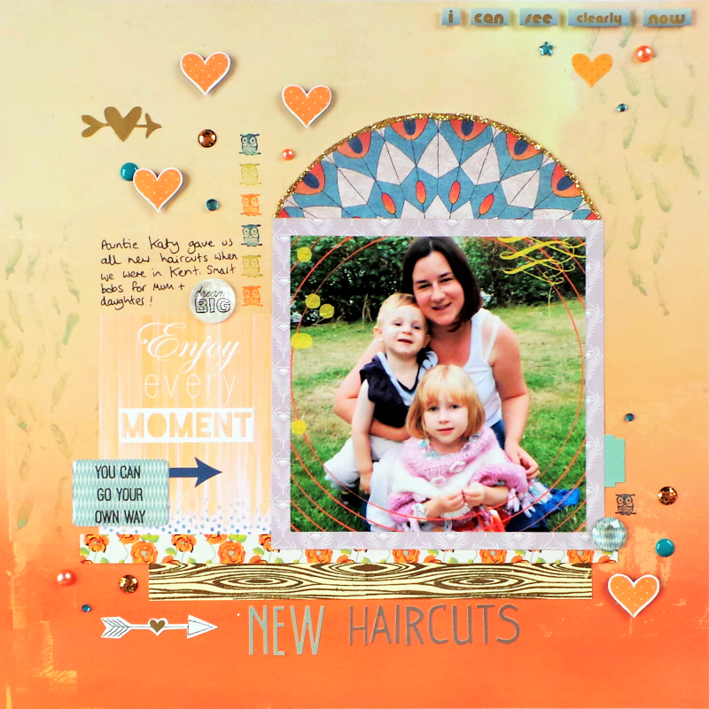 New Haircuts by Jennifer Grace