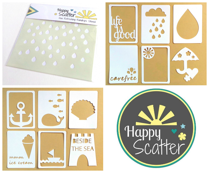 Happy Scatter Etsy Shop
