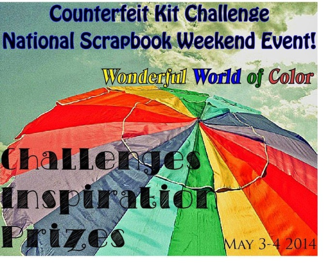Counterfeit Kit Challenge NSD Event
