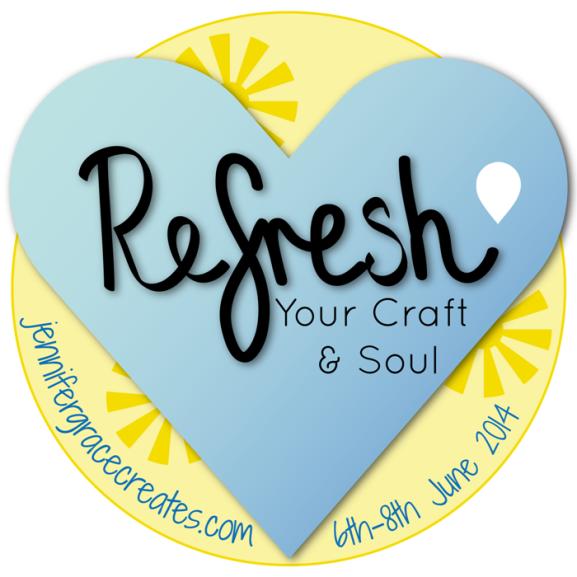 Refresh Your Craft & Soul Online Event at Jennifer Grace Creates