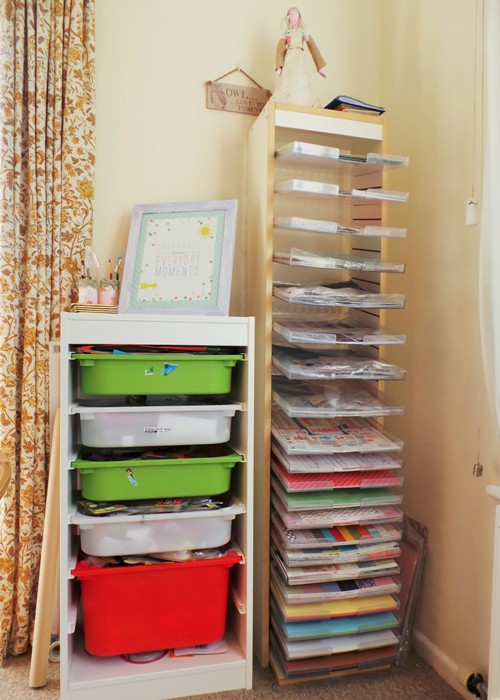 Craft Room Clear Out at Jennifer Grace Creates