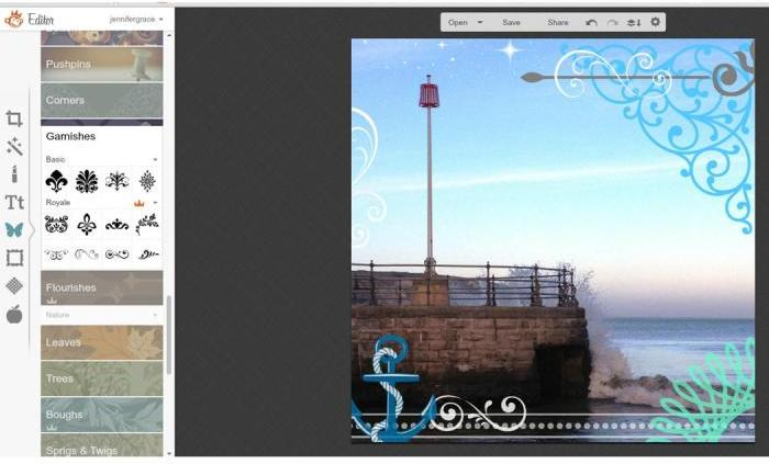 Refreshing Your Photos In Picmonkey by Jennifer Grace