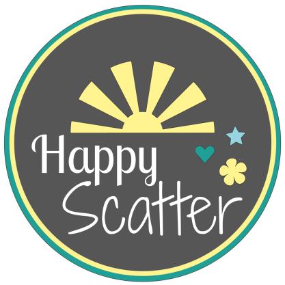 Happy Scatter Etsy Shop by Jennifer Grace