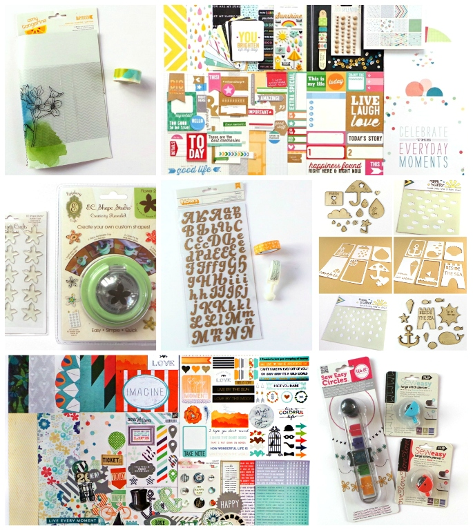 Refresh Your Craft and Soul Prizes at Jennifer Grace Creates