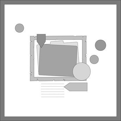 Scrap 365 November 2014 Sketch Challenge