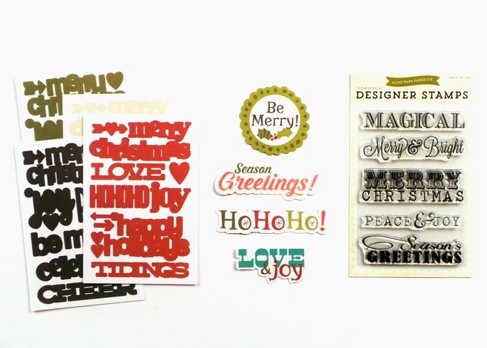 Start With A Sentiment Christmas Cards by Jennifer Grace Creates
