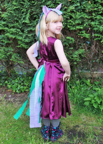 My Little Pony Party with DIY Details at Jennifer Grace Creates