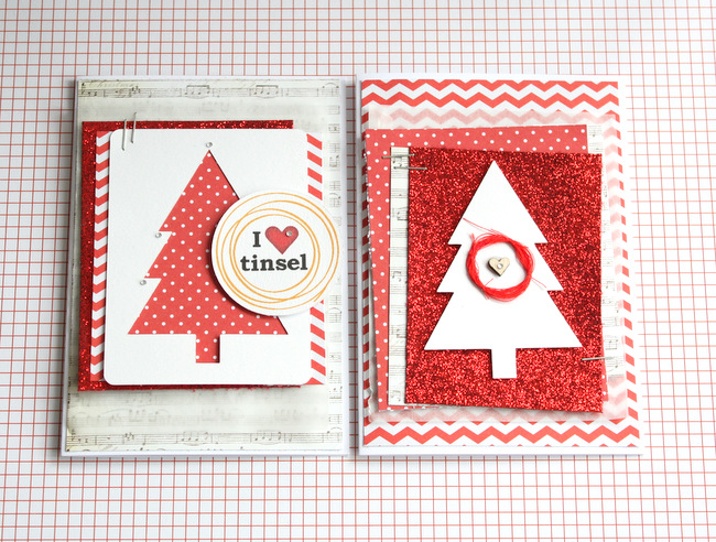 Cards by Louise of Boys, Bugs, and Beautiful Buttons