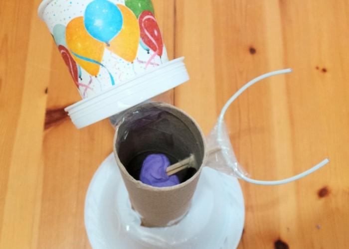 School Homework - Making A Candlestick Telephone at Jennifer Grace Creates