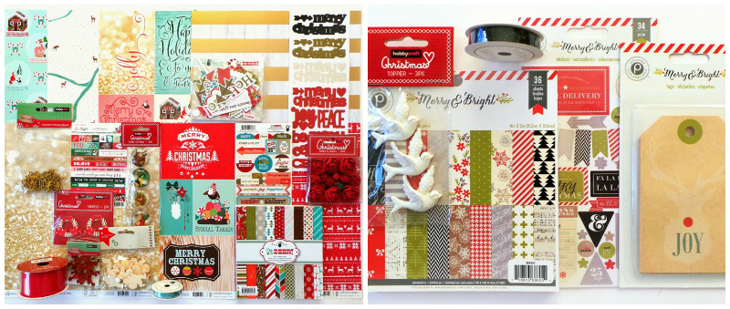 Frosty Festivities 2014 Challenge Prizes