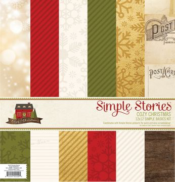 Simple Stories Cosy Christmas Kit at Wear Crafts