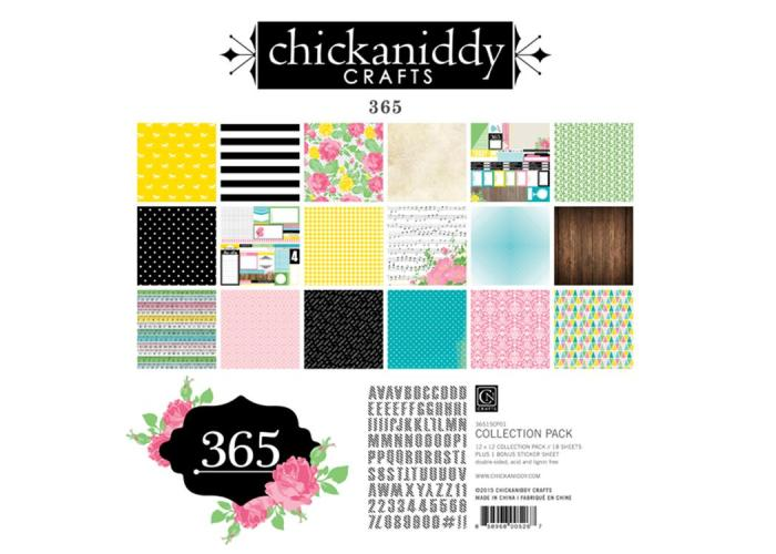 Chickaniddy Crafts 365 Collection