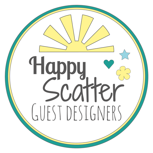 Happy Scatter Guest Designers