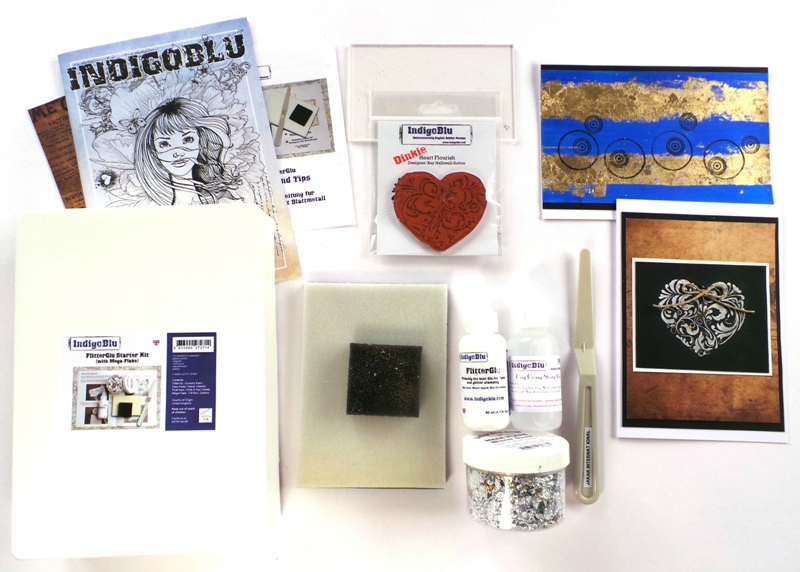 IndigoBlu FlitterGlu Starter Kit (Plus A Couple Of Extras)