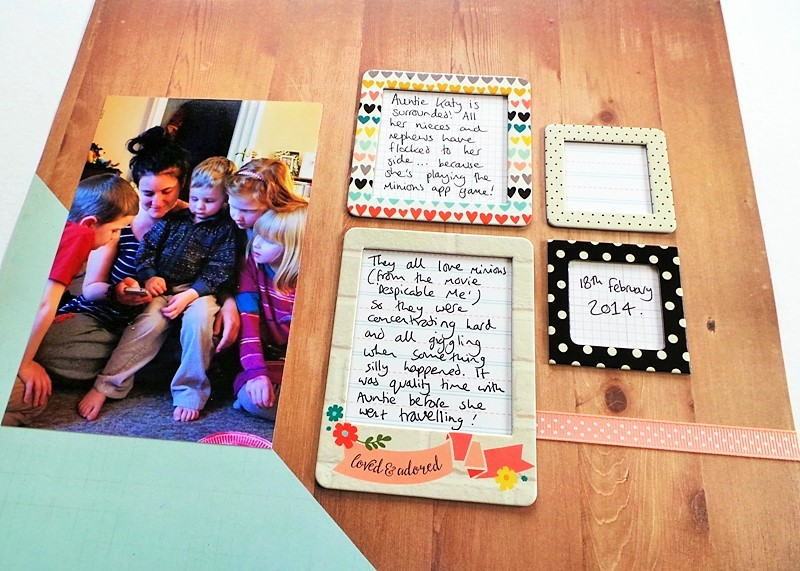 A Focus On The Story Layout at Jennifer Grace Creates (part of the Focus Your Craft & Soul Blog Hop)