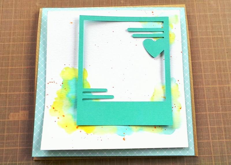 Frame A Sentiment - A Cut Shoppe Card