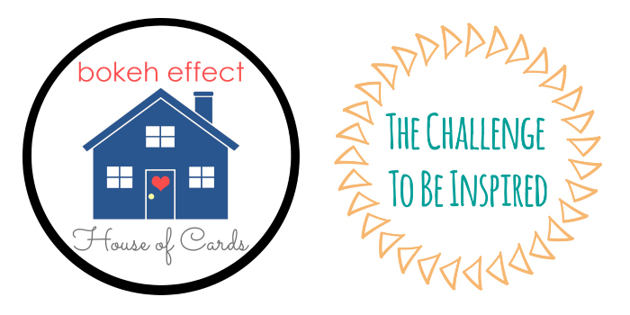 House Of Cards Challenge and the Challenge To Be Inspired