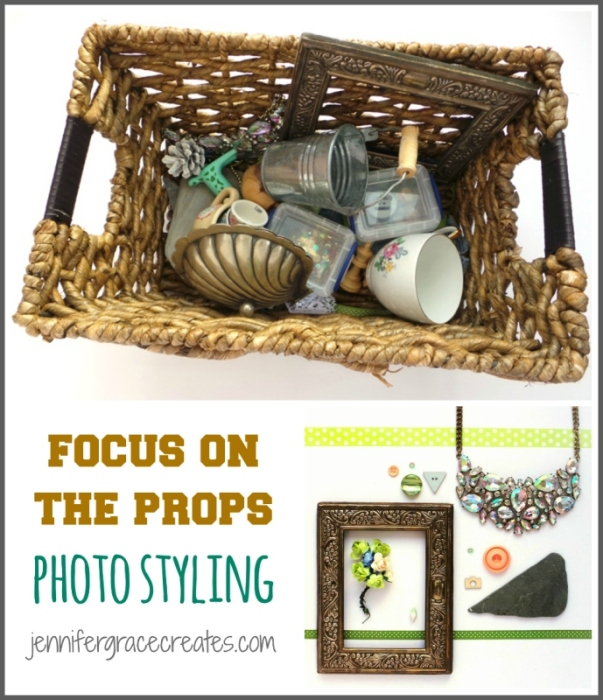 Focus On The Props - Photo Styling
