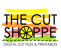 The Cut Shoppe Digital Cut Files & Printables