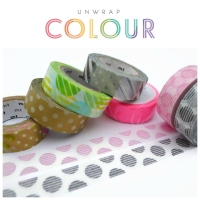Unwrap Colour Washi Tapes, Twine, Stickers and More!