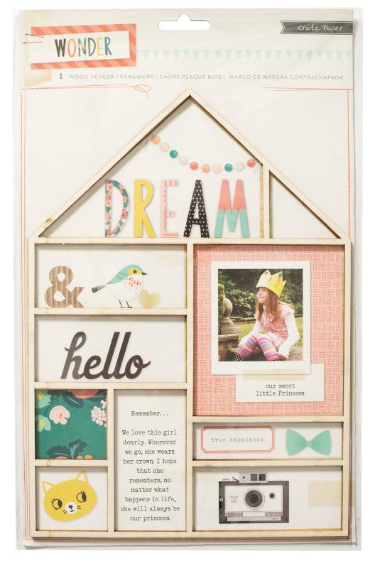Crate Paper Wonder Frame
