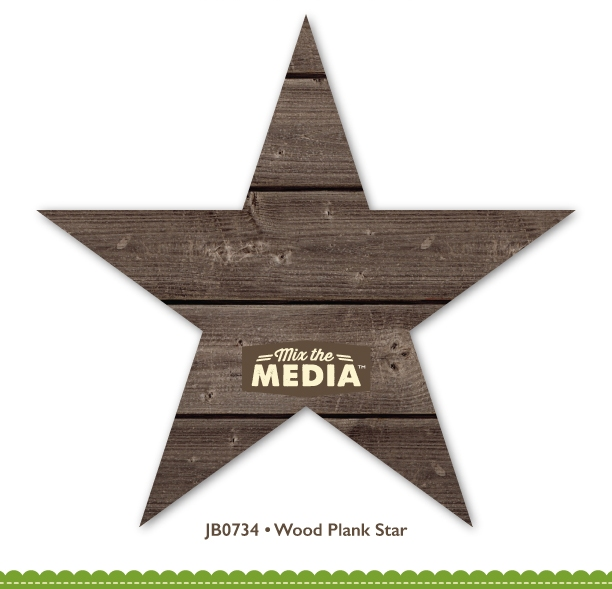 Jillibean Soup Mix The Media Wood Star