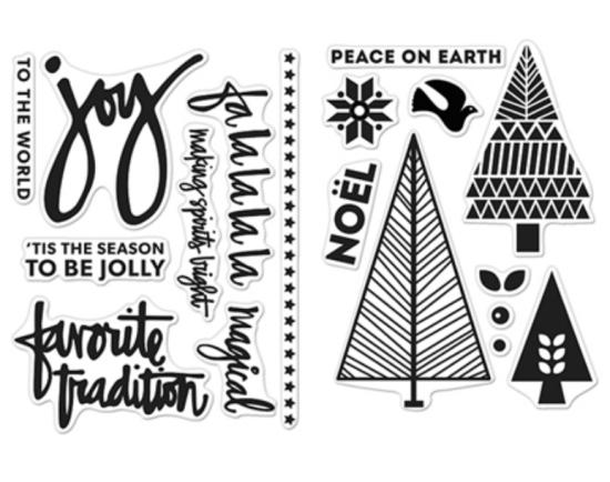 Hero Arts Kelly Purkey Stamps