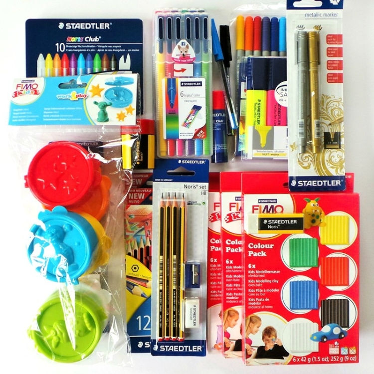 Staedtler Try-It Tribe Goodies