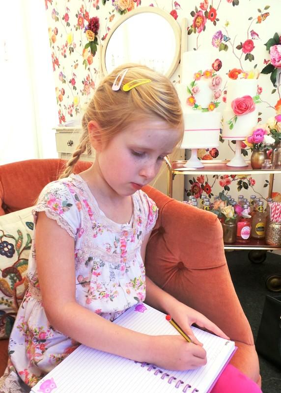 A Review Of The Handmade Fair at Jennifer Grace Creates