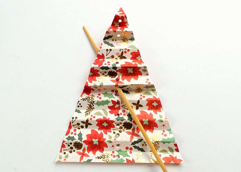Concertina Christmas Trees Home Decor at Jennifer Grace Creates