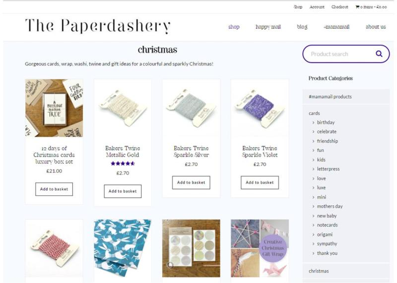 A Giveaway! Sponsored by The Paperdashery